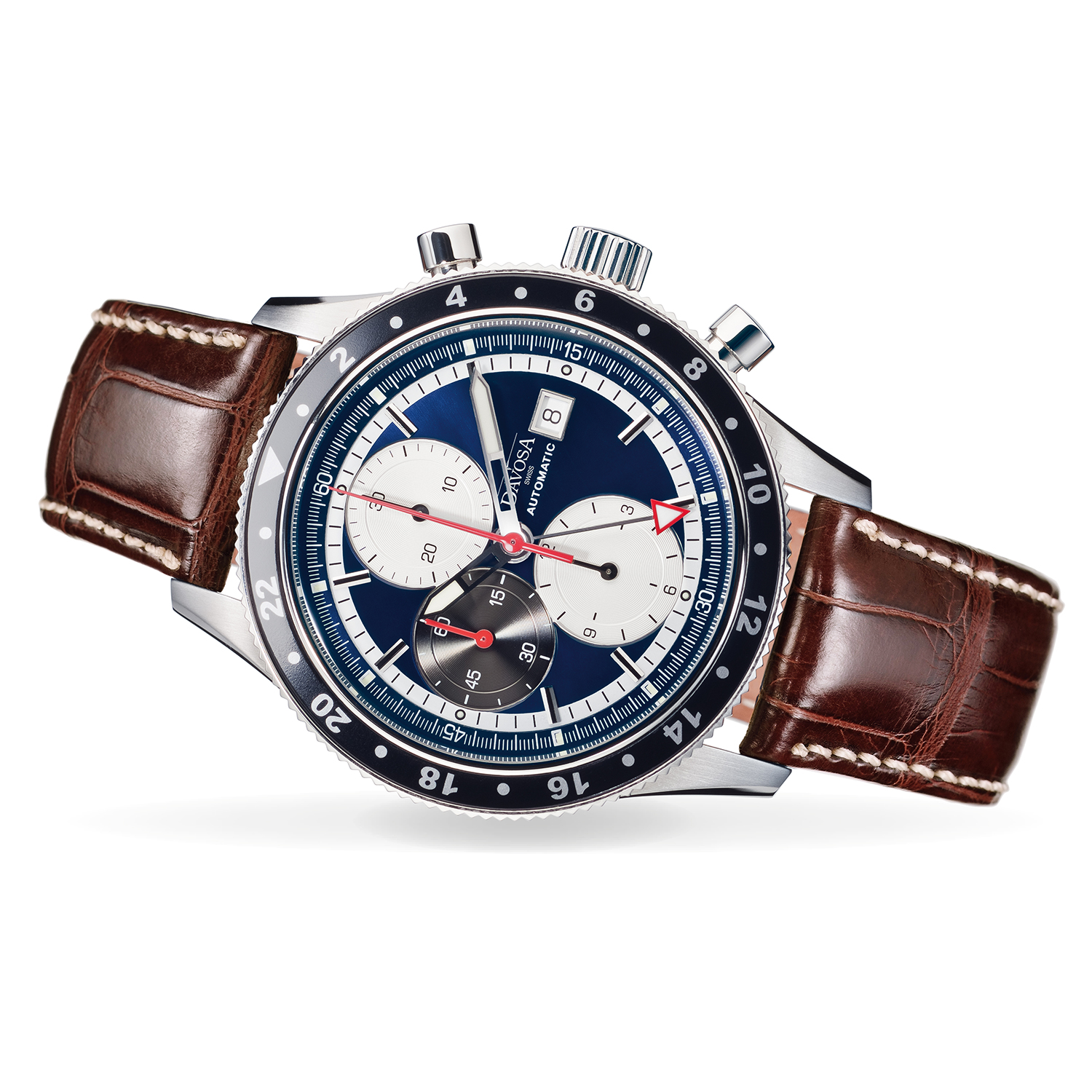 World Traveller Chronograph 16150245