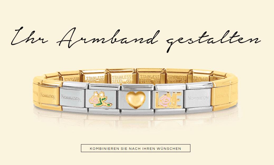 Nomination - Natürlich bei Juwelier Beringer