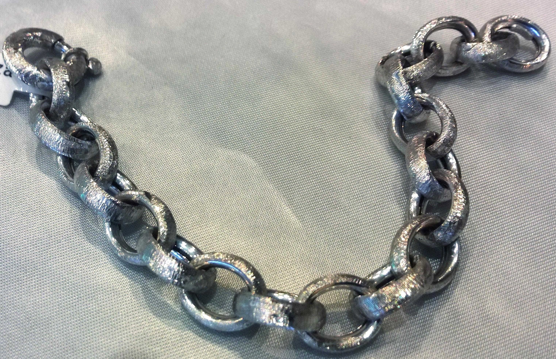 13 Silberarmband
